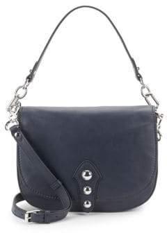 Vince Camuto Flap Leather Shoulder Bag