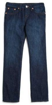 True Religion Boy's Geno Slim-Fit Jeans $79 thestylecure.com