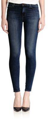 J BRAND Maria Skinny Jeans $198 thestylecure.com