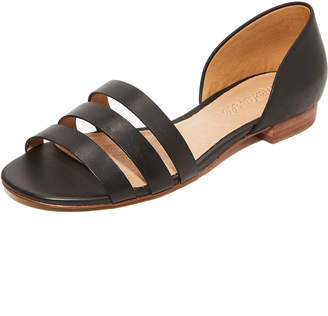 Madewell Leila Sandals $98 thestylecure.com
