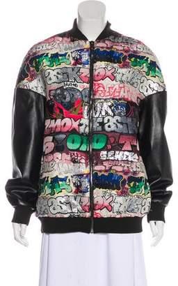 Giamba 2016 Graffiti Jacket