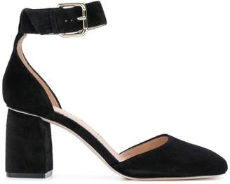 RED Valentino ankle strap pumps
