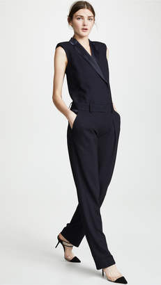 Victoria Beckham Victoria Sleeveless Jumpsuit