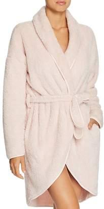 Natural Skin Winnie Plush Cozy Wrap Robe