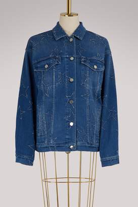 Stella McCartney Boyfriend denim jacket