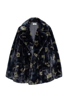 Zadig & Voltaire Miles Leo coat