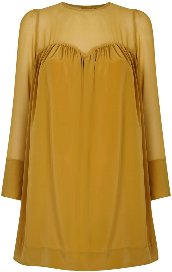 Religion Vapour dress