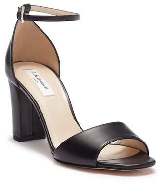 LK Bennett Helena Block Heel Sandal