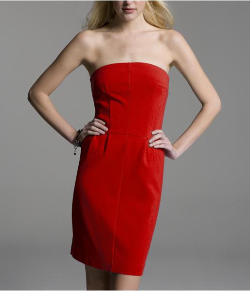 Modern Stretch Tube Dress