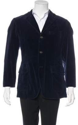 Etro Velvet Sport Coat
