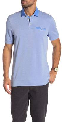 Ted Baker Mikeytt Trim Fit Polo Shirt