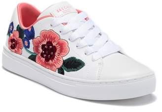 Skechers Sidestreet Lil Flor Sneakers (Little Kid & Big Kid)