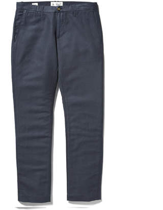 Original Penguin LINEN COTTON SLIM FIT CHINO