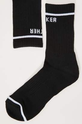 Mother Printed socks