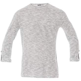 Antony Morato Men's Crew-Neck T-Shirt In Cotton And Linen