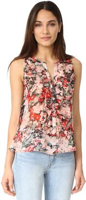 Joie Effa Blouse $228 thestylecure.com