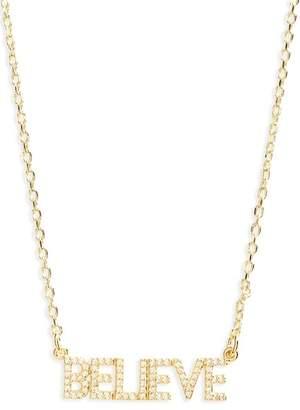 Lulu DK Believe Necklace