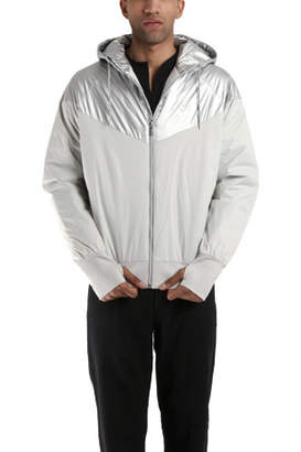 Nike SB Thermore Insulated Silver Jacket