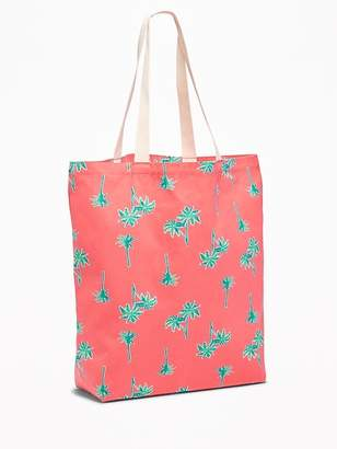 Old Navy Graphic Canvas Tote for Women