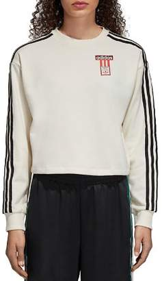 adidas Adibreak Cropped Sweatshirt