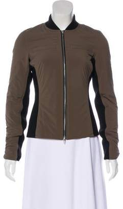 Alexander Wang Long Sleeve Zip-Up Jacket