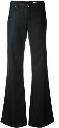 Armani Jeans wide-leg trousers