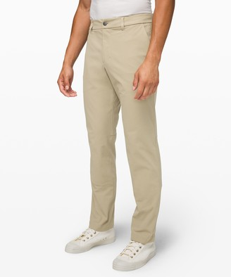 """Lululemon Commission Pant Relaxed *Online Only 34"""""""