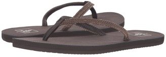 Reef - Downtown Truss Women's Sandals $30 thestylecure.com