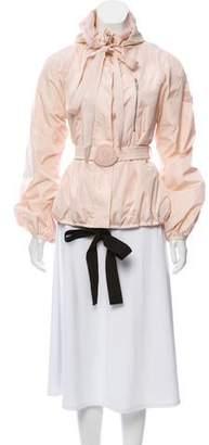 Moncler Gamme Rouge Hooded Windbreaker Jacket w/ Tags