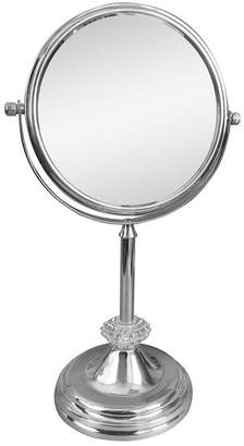 Elegant Home Fashions Freestanding Bath Magnifying Makeup Mirror Bedding