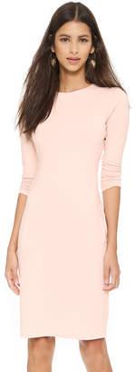 Susana Monaco Emma Long Sleeve Dress $192 thestylecure.com