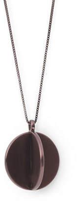 Pilgrim Disc Long Necklace