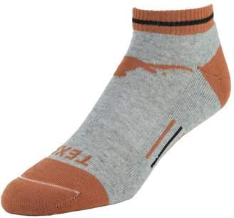 NCAA Women's Mojo Texas Longhorns Low-Cut Socks