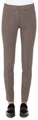 Akris Punto Mara Skinny Full-Length Stretch-Jersey Pants