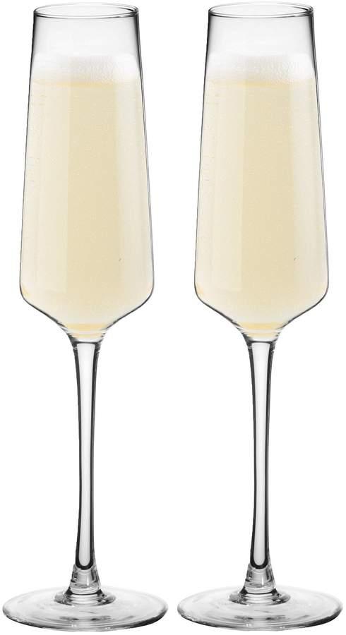Cathy's Concepts 9.5oz Champagne Estate Glasses, Set of 2