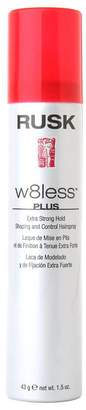Rusk W8less Plus Hairspray, Extra Strong Hold