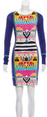Mara Hoffman Printed Sheath Dress