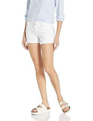 Hudson Jeans Women's Croxley MID Thigh Flap Pocket Jean Short