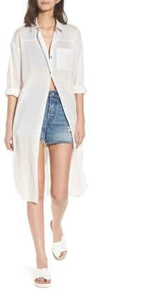 Billabong LOVE LIKE SUMMER X Drift Away Shirtdress