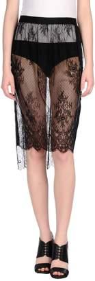 SteveJ & YoniP STEVE J & YONI P Knee length skirts