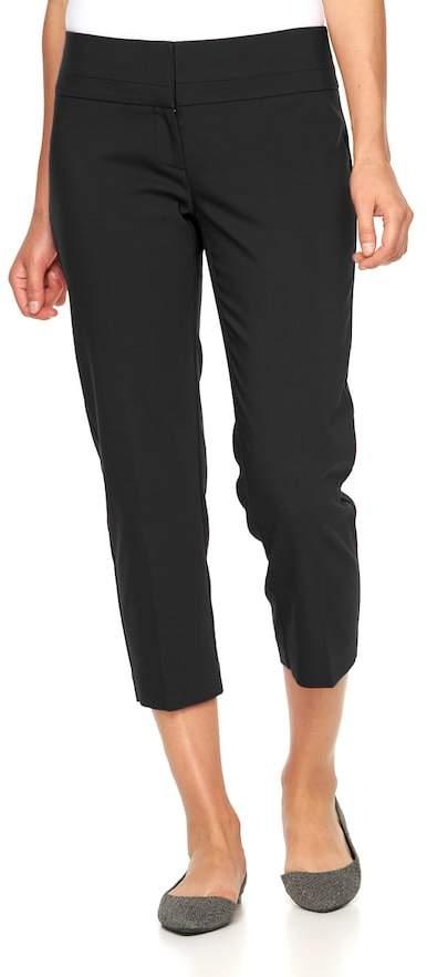 Apt. 9 Women's Apt. 9® Torie Modern Fit Capri Dress Pants
