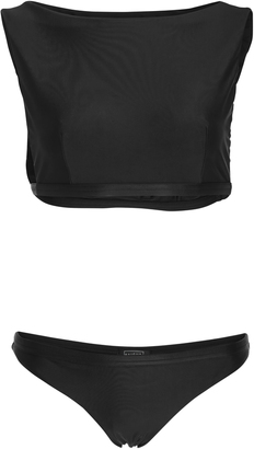 Haight Side Slit Bikini Set