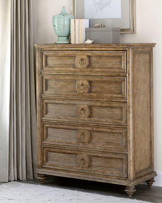 Carly Five-Drawer Chest