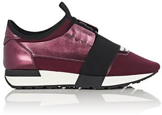 Balenciaga Women's Race Runner Sneakers $695 thestylecure.com