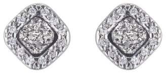 Marcia Moran Druzy Stud Earrings