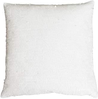 Marlo Lorenz Thro By Thro by Laguna Sequin Throw Pillow