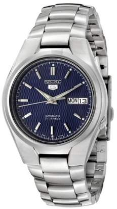 Seiko Men's 5' Japanese Automatic Stainless Steel Casual Watch