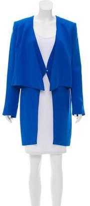 Sass & Bide Structured Silk Jacket