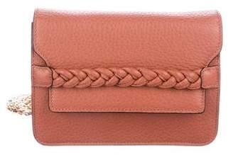 Valentino Grained Leather Crossbody Bag