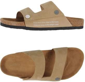 Undercover Sandals